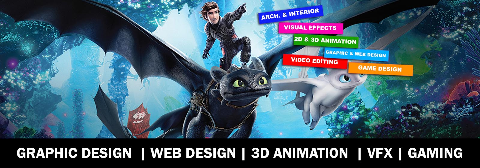 best vfx institute in delhi